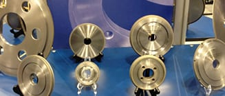 Electroplated Wheels